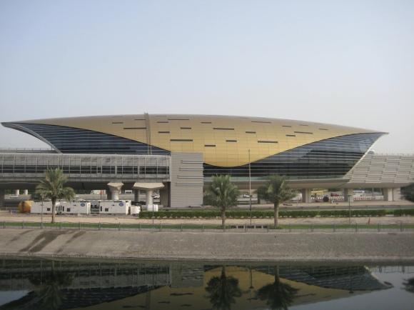 station in Dubai