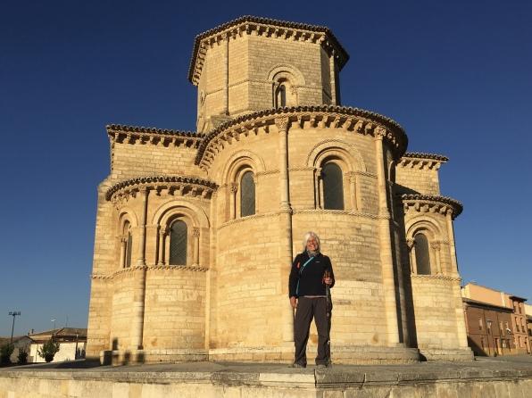 me at Iglesia de San Martin
