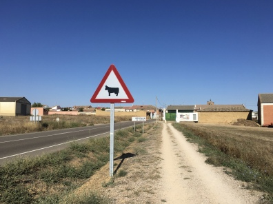 Población de Campos to Revenga de Campos