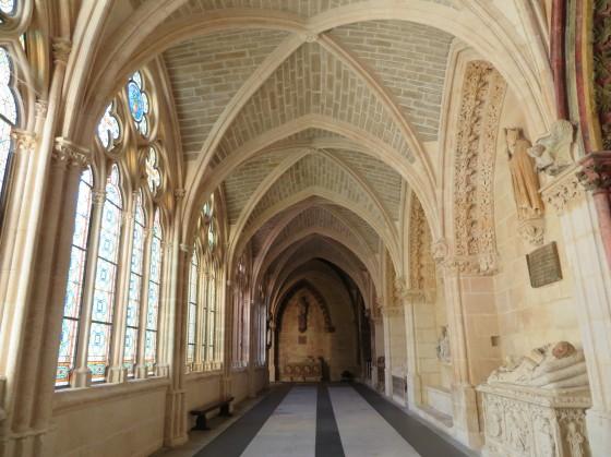 interior of Catedral de Santa María