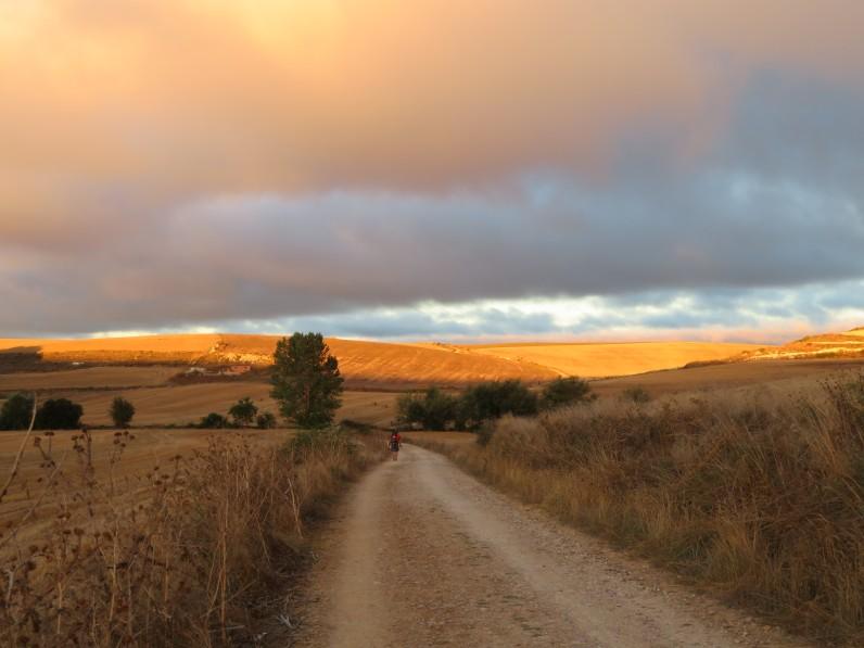 Hornillos del Camino to Arroyo San Bol