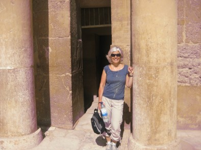 me at Khafre's Valley Temple