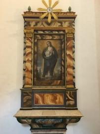 museum at Iglesia Señora la Peregrina