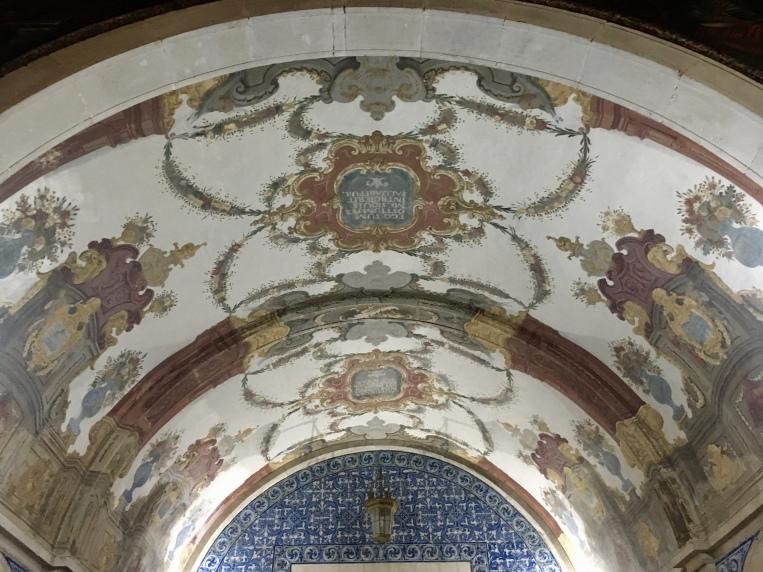 church in Óbidos 2018