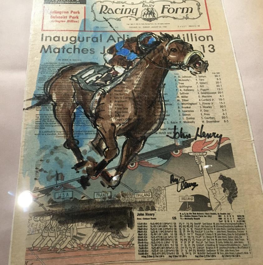 Racing form