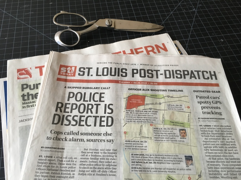St. Louise Post-Dispatch