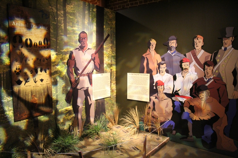 The Lewis & Clark Experience