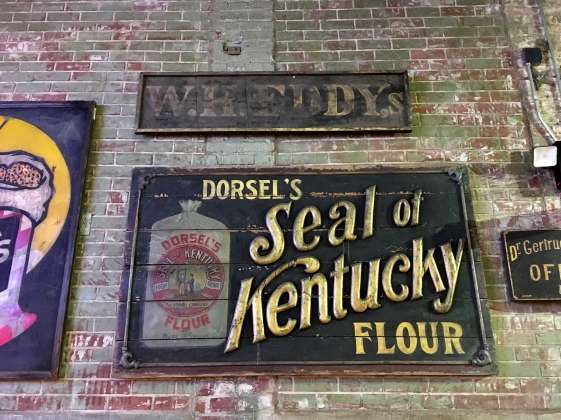 Dorsel's Seal of Kentucky Flour