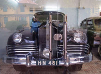 Ho Chi Minh's car collection