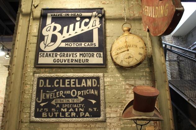 Buick Motor Cars & D.L. Cleeland