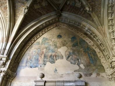 inside Catedral de Santa María de León