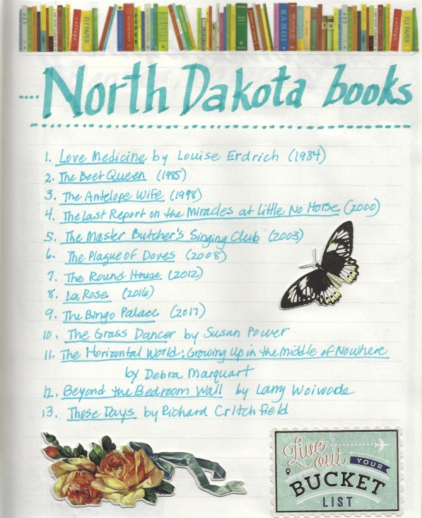 North Dakota books