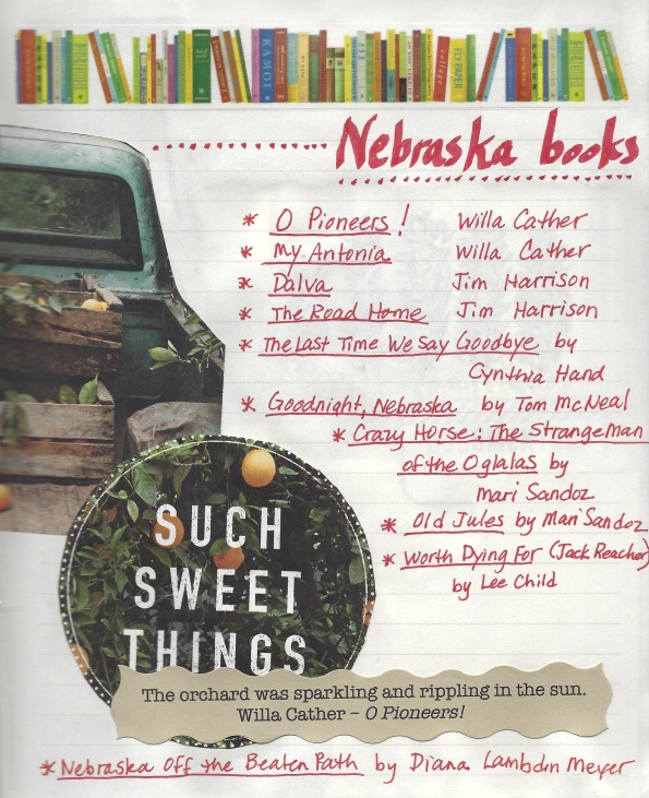Nebraska books