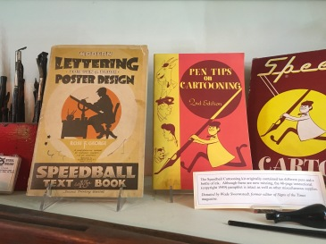 Speedball Cartooning Kit