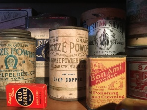 antique bronze powders