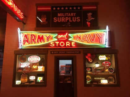 Army and Navy Store