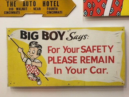 BIG BOY Says