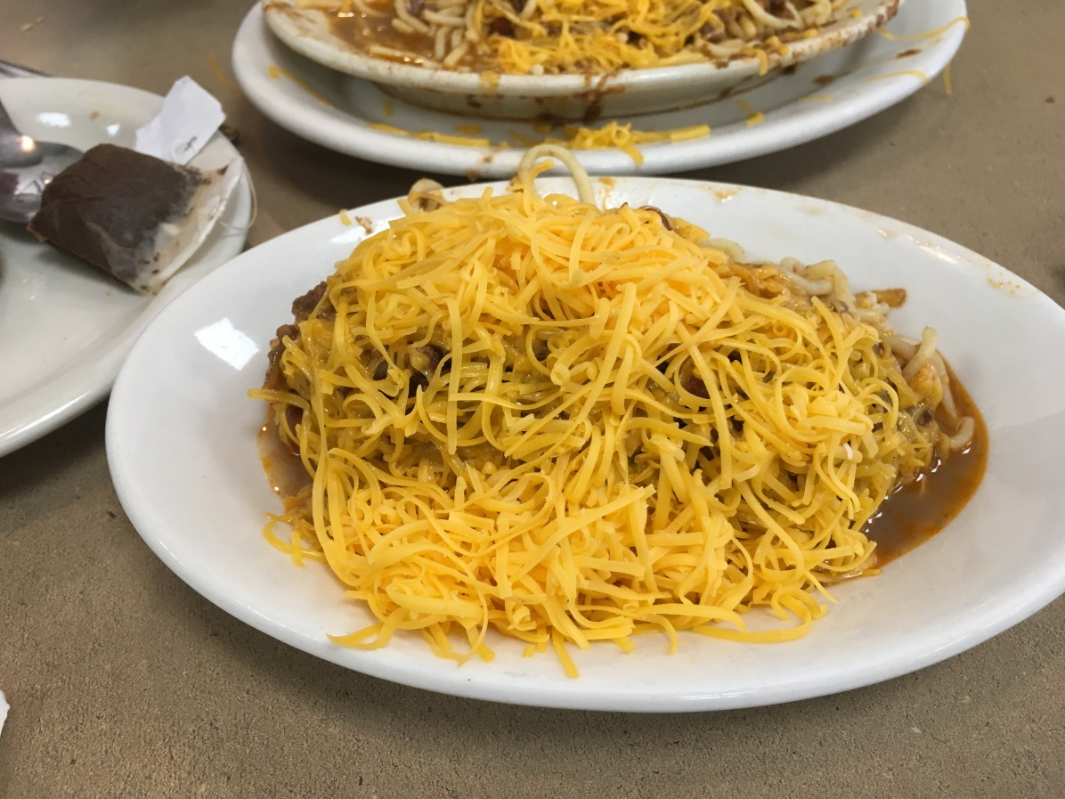 Cincinnati Chili 4-way