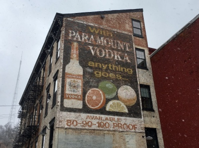 Fading ads in Cincinnati