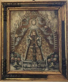 religious art in Palacio Episcopal
