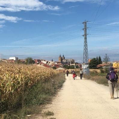 San Justo de la Vega to Astorga