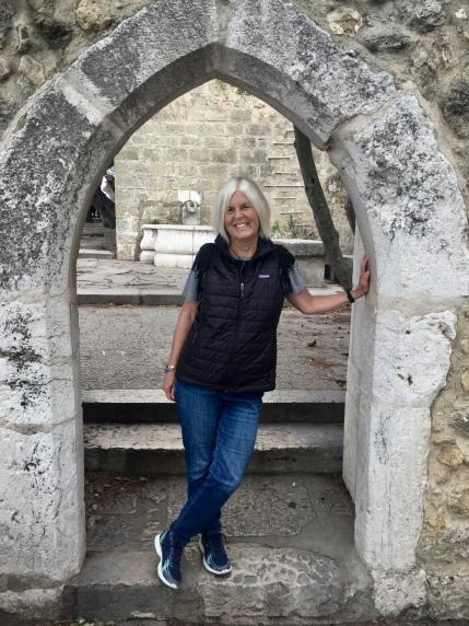me at Castelo de São Jorge