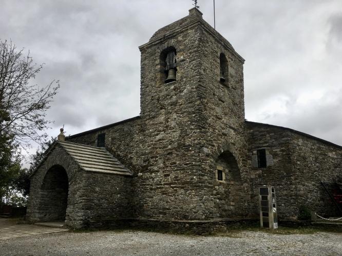 Iglesia de Santa María real