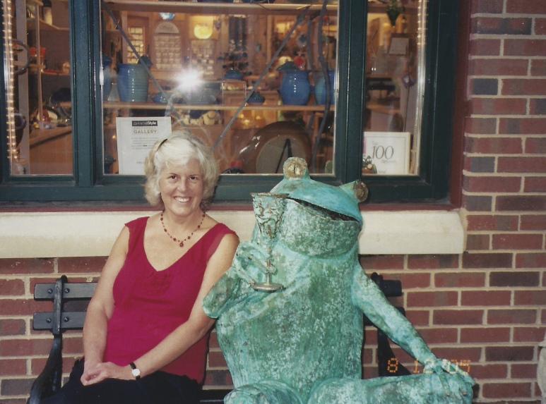 me in Charleston 2005