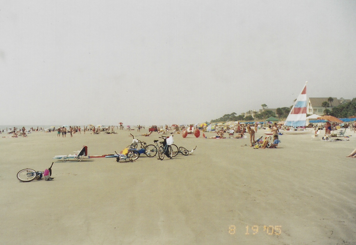 Hilton Head, South Carolina 2005