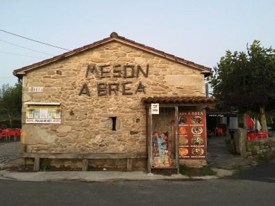 Meson A Brea