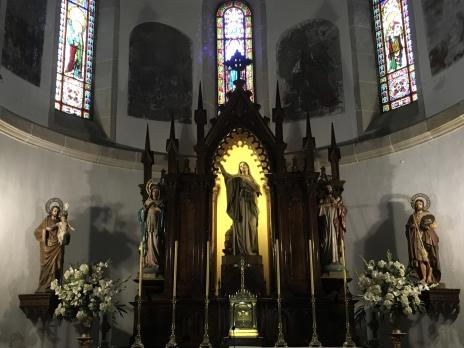 Igrexa Santa Mariña