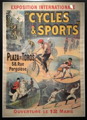 Paris Exposition poster