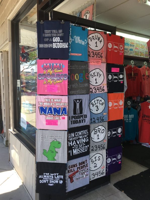 beachy t-shirts