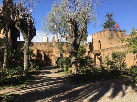 Kasbah in Chefchaouen