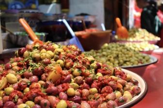Olives in Fez