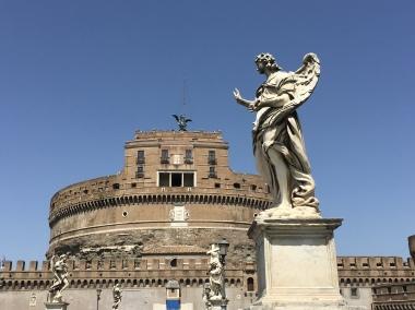 Castel Sant' Angelo in Rome
