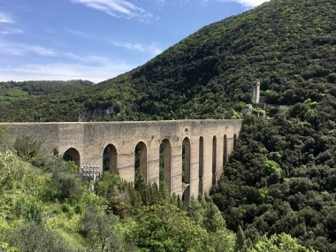 Ponte delle Torri in Spoleto