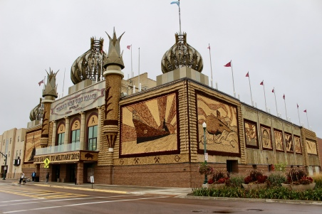 The World's Only Corn Palace, Mitchell, SD