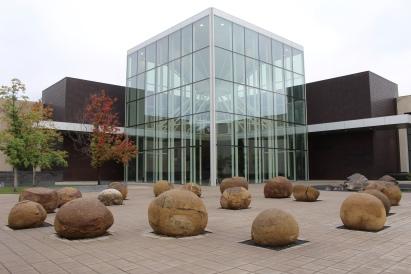 North Dakota Heritage Center in Bismarck, ND