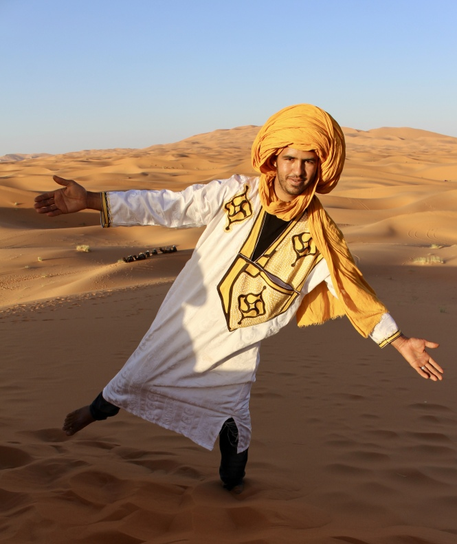 Moha the Berber
