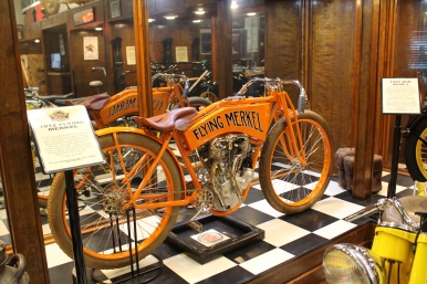 Sturgis Motorcycle Museum and Hall of Fame, South Dakota