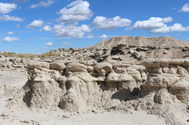 Toadstool Geologic Park, NE