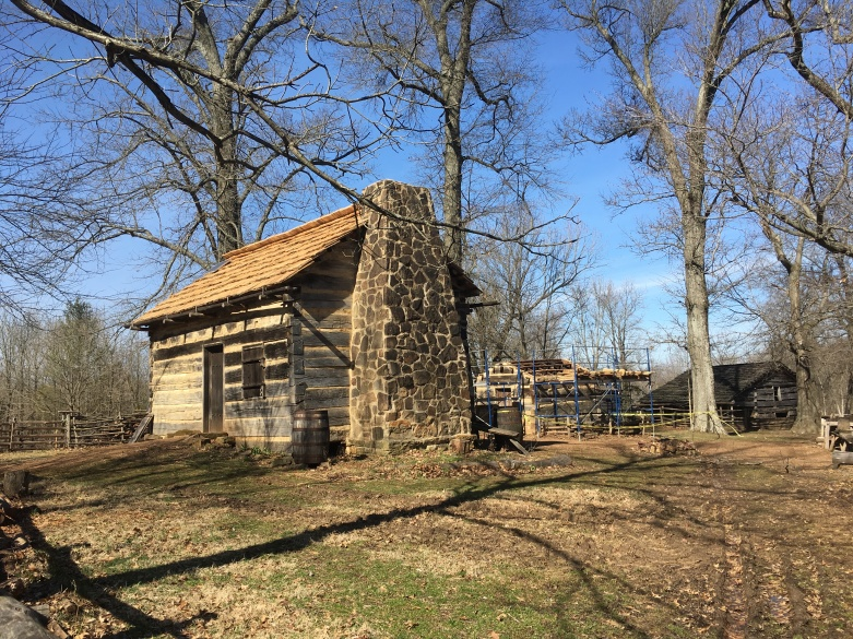 part of the living history at Lincoln Boyhood Home