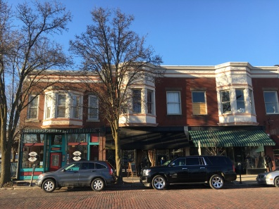 Eateries in Carbondale, IL