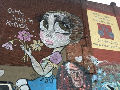 Street art in Louisville
