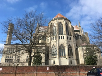 St. Mary's Cathedral Basilica of the Assumption in Covington, KY