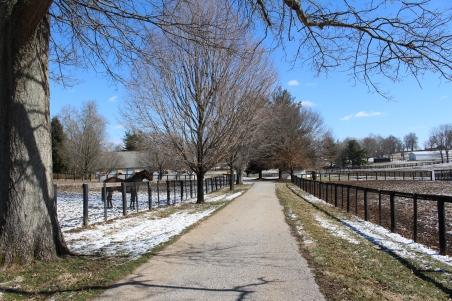 Claiborne Farm, Lexington, KY