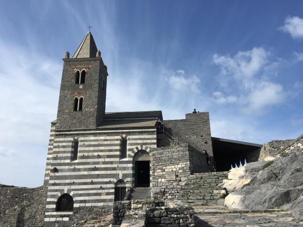Chiesa di San PIetro in Portovenere