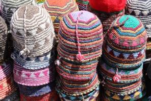 hats in Marrakech
