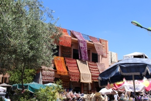 rugs in Marrakech